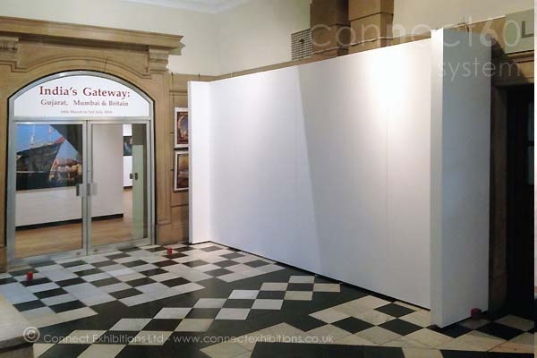 Exhibition Stand Wall Panels : Connect walls walling systems mobile temporary