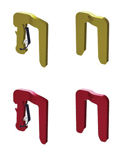 partition board, partition boards, partition boards temporary - portable - movable  - 'Corner Clips' wall panel joining clip.